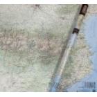 Mapa-pòster dels Pirineus  Escala 1:350.000