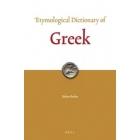 Etymological dictionary of greek (2 vols. set)