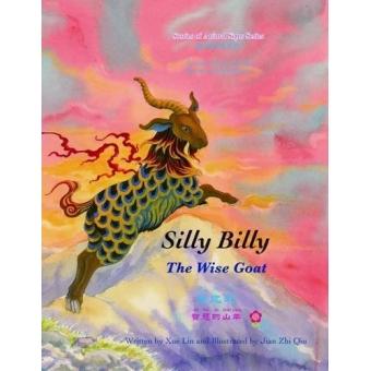 Silly Billy: The Wise Goat  (Bilingüe inglés-chino)  + Audio Cd