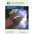 UF1673: Soldadura MAG de chapas de acero al carbono. FMEC0210 - Soldadura oxigás y soldadura MIG/MAG
