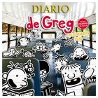 Diario de Greg. Calendario 2018