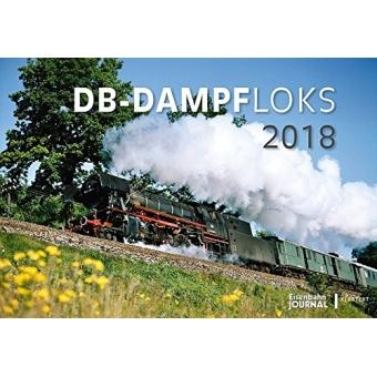 DB-Dampfloks 2018