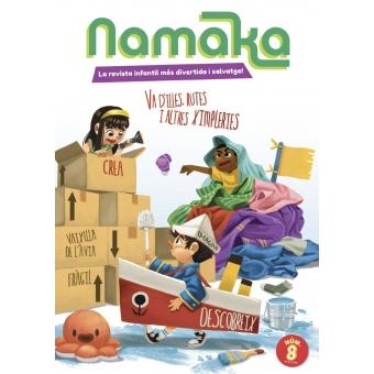 Namaka # 8 Revista infantil