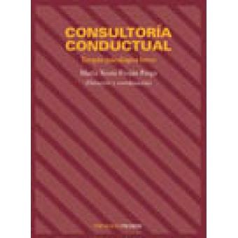 Consultoría conductual. Terapia psicólogica breve