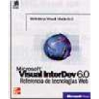 MS Visual Interdev 6.0. Referencia de tecnologías web