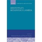 Aristotle's 'Metaphysics' lambda ((Symposium Aristotelicum)