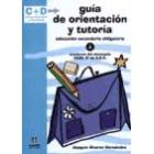 Guía de orientación y tutoría. ESO 4. Cuaderno del alumno