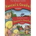 Hansel & Gretel. Storytime Stage-2 (book+CD)