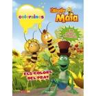 L'abella Maia. Coloraines