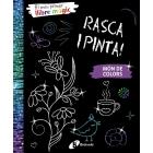 Rasca i Pinta! El meu primer llibre màgic. Un món de colors
