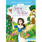 Snow White and the seven dwarfs (Usborne English Readers Level 1 A1)