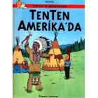 Tentenin Maceralari /Tintin 02/ Tenten America da (turco)