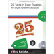 25 texts in easy Russian. Level A1. Book 2. Texts with audio for learners of Russian as a foreign language