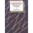 Historia de la psicología. T.1. Introducción