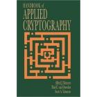 Handbook cryptography