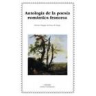 Antología de la poesía romántica francesa