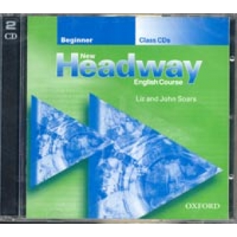 New Headway Beginner Class Audio CD's