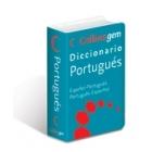 Collins Gem Diccionario portugués-español/español-portugués
