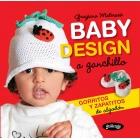 Baby Design a ganchillo. Gorritos y patucos de algodón