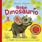 Bebé Dinosaurio. Libro infantil con sonidos