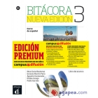 Bitácora 3 (B1) Libro del alumno +  MP3 descargable + Acceso Premium a Campus Digital