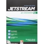 Jetstream Pre Intermediate. Libro Del Alumno Y Cuaderno De Ejercicios A+