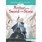 Arthur and the sword in the stone (Usborne English Readers Level 2 A2)