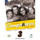 Compañeros 3 Guía del profesor. Nueva edición.
