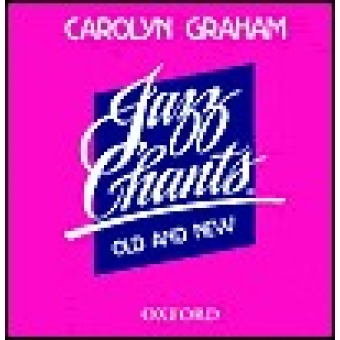 Jazz Chants Old and New CD Audio