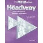 New Headway new ed. upper-intermediate Workbook without key