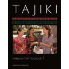 Tajiki. An elementary textbook. Volume 1 with CD-ROM