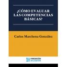 ¿Cómo evaluar las Competencias Básicas?