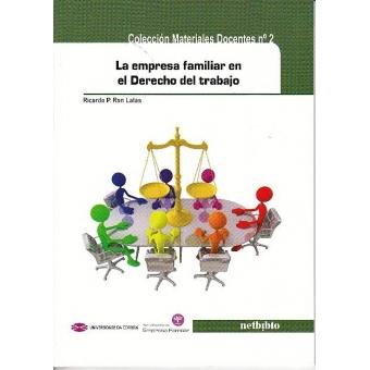 La empresa familiar en el derecho del trabajo