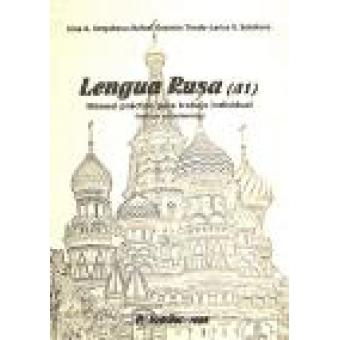 Lengua Rusa A1. Manual práctico para trabajo individual (Incluye solucionario)