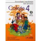 Colega 4 Pack Libro del alumno   Cuaderno de ejercicios  CD