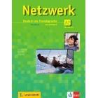 Netzwerk A2 Libro del alumno con 2 CD de audio
