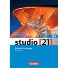 studio [21] - Das Deutschbuch:Bd.A2 Gesamtband - Intensivtraining mit Hörtexten