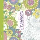 Kit diseña tu primavera.Libérate del estrés coloreando motivos florales (INCLUYE COLORES)