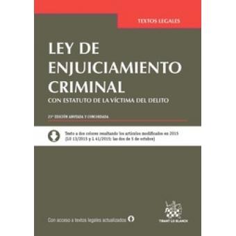 Ley de enjuiciamiento civil 31ª ed. 2018 Anotada y concordada
