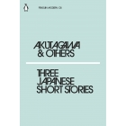 Three Japanese Short Stories (Penguin Modern #5)
