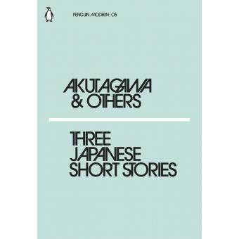 Three Japanese Short Stories (Penguin Modern #5)