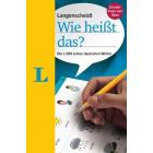 Langenscheidt Wie heißt das?: Die 1.000 ersten deutschen Wörter