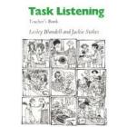 Task Listening. Teacher's book.