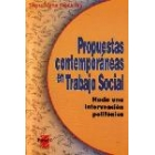 Propuestas contemporáneas en trabajo social. hacia una intervención polifónica