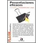 Presentaciones eficaces. Microsoft Powerpoint 2000