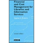 Financial and cost management for libraries and onformation services