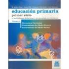 Educación primaria primer ciclo. 3 vols. Orientaciones didácticas y propuestas curriculares