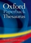 Oxford Paperback Thesaurus 3rd.ed.