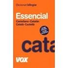 Vox Diccionari bilingüe Essencial Castellano-Catalán/ Català-Castellà