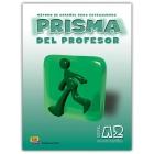 Prisma A2 Continúa Libro del Profesor + CD
